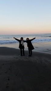 ビジネス合宿in伊豆(今井浜海岸)